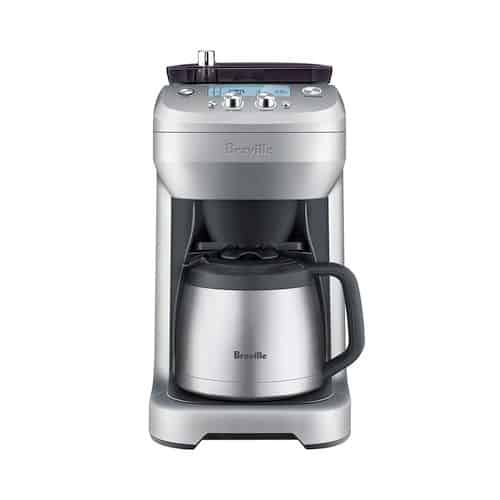 Best Coffee Maker With Grinder - Breville BDC650BSS Grind Control Coffee Maker