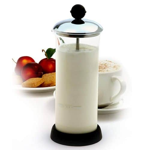 Best Milk Frother - Norpro Glass Froth Master