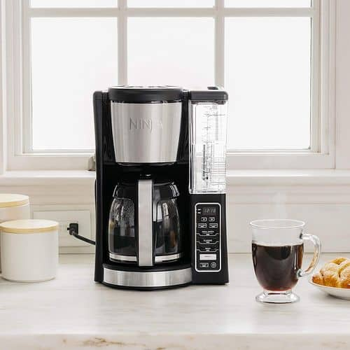 Best Drip Coffee Makers - Ninja 12-Cup Programmable Coffee Maker with Classic and Rich Brews