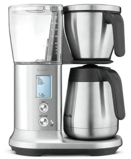 SCA Certified Best Drip Coffee Makers - Breville BDC450 Precision Brewer Coffee Maker