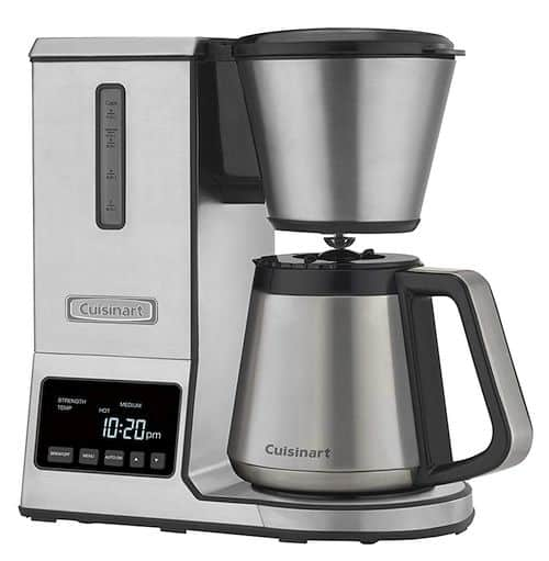 SCA Certified Best Drip Coffee Makers - Cuisinart CPO-850 Pour Over Coffee Brewer
