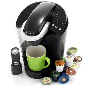 Keurig K45 single serve coffee maker