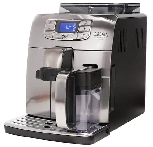 Best Coffee Maker With Grinder - Gaggia Velasca Prestige Espresso Machine RI8263