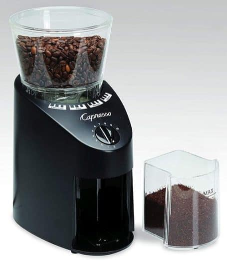 Best Burr Coffee Grinder - Capresso 560 Infinity Conical Burr