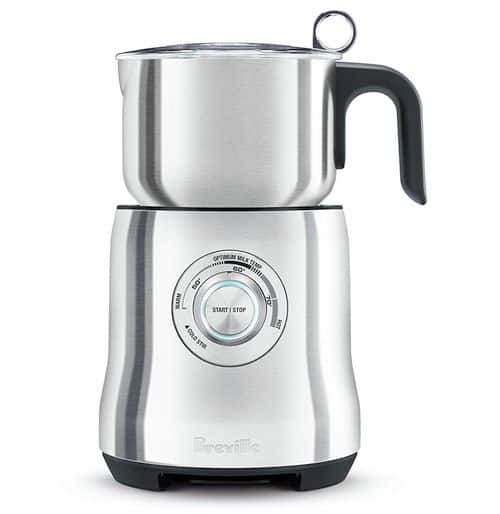 Best Milk Frother - Breville BMF600XL Milk Cafe Milk Frother