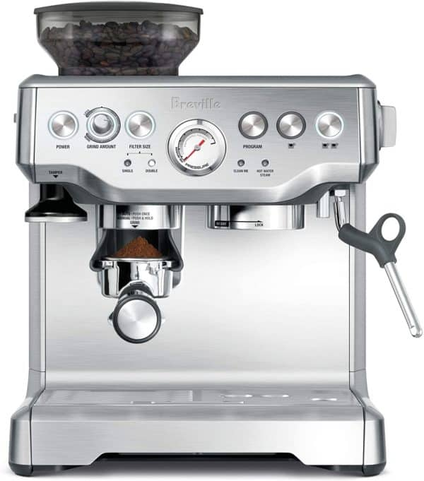 Breville Barista Express BES870XL Review