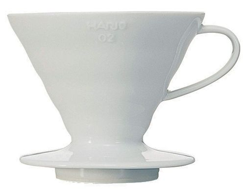 9 Best Pour Over Coffee Makers - Hario V60 Ceramic Coffee Dripper