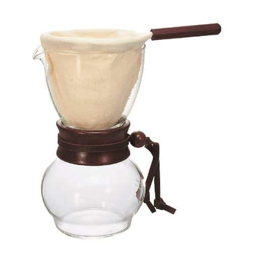 9 Best Pour Over Coffee Makers - Hario Woodneck Drip Pot
