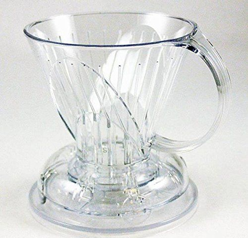9 Best Pour Over Coffee Makers - Small Clever Dripper C60666