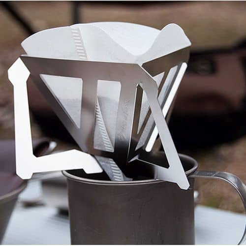 9 Best Pour Over Coffee Makers - Tetra Portable Coffee Drip