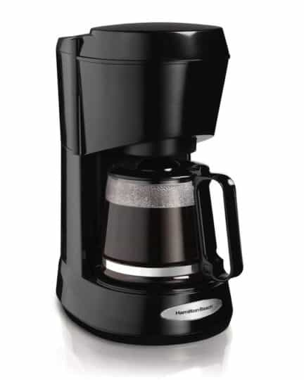 Best 4 Cup Coffee Maker - Hamilton Beach Coffee Maker 48136