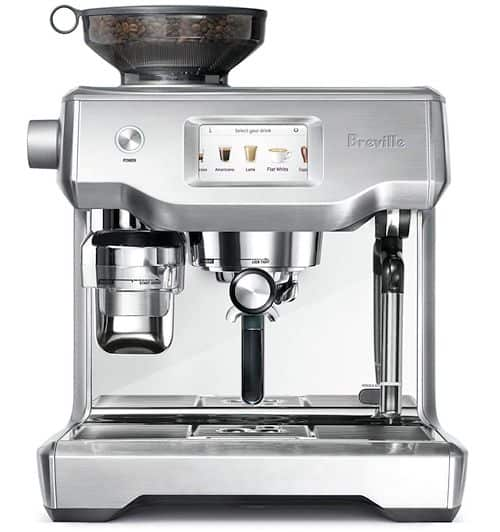 Best Automatic Espresso Machines - Breville Oracle Touch BES990BSSUSC