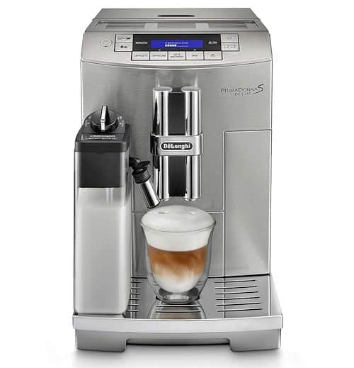 Best Automatic Espresso Machines - DeLonghi America ECAM28465M Prima Donna Fully Automatic Espresso Machine
