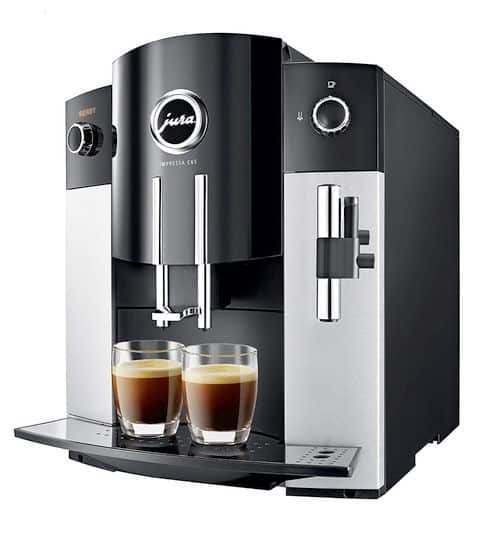 Best Automatic Espresso Machines - Jura IMPRESSA C65