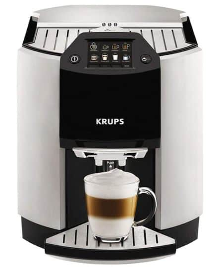 Best Automatic Espresso Machines - KRUPS EA9010 Fully Auto Cappuccino Machine Espresso Maker
