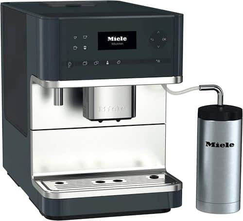 Best Automatic Espresso Machines - Miele CM6350 Countertop Coffee System