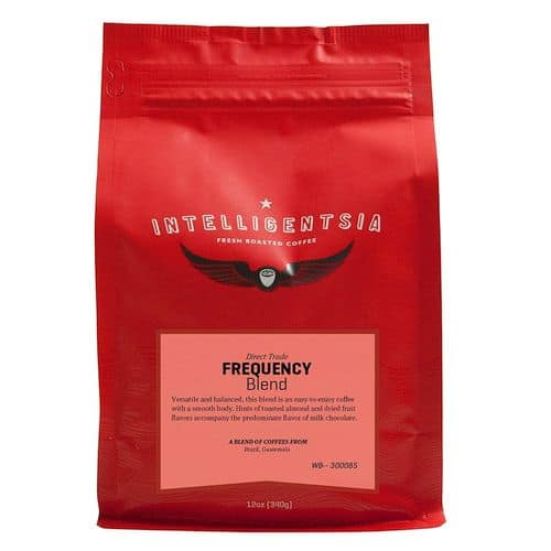 Best Coffee For Cold Brew — Intelligentsia blend