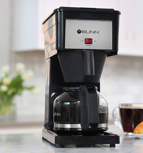 Best Drip Coffee Makers - BUNN GRB Velocity Brew 10-Cup Home Coffee Brewer