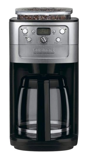 Best Drip Coffee Makers - Cuisinart DGB-700BC Grind & Brew 12 Cup Coffeemaker