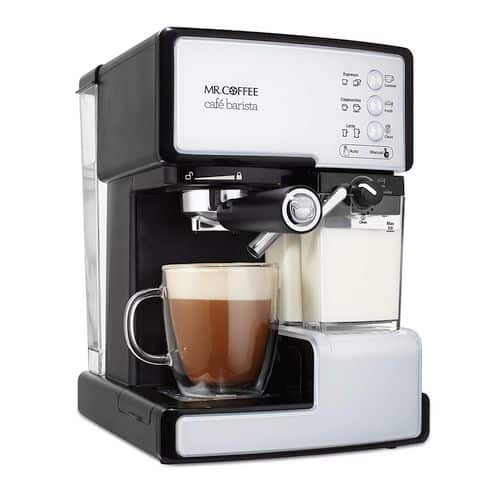 Best Espresso Machine Under $200 - Mr. Coffee Cafe Barista Espresso and Cappuccino Maker