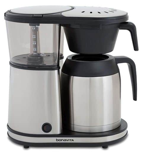 SCA Certified Best Drip Coffee Makers - Bonavita Connoisseur 8-Cup One-Touch Coffee Maker