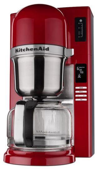 SCA Certified Best Drip Coffee Makers - KitchenAid Pour Over Coffee Brewer