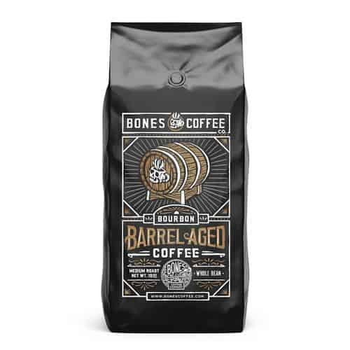 Bones Coffee Barrel Aged Coffee
