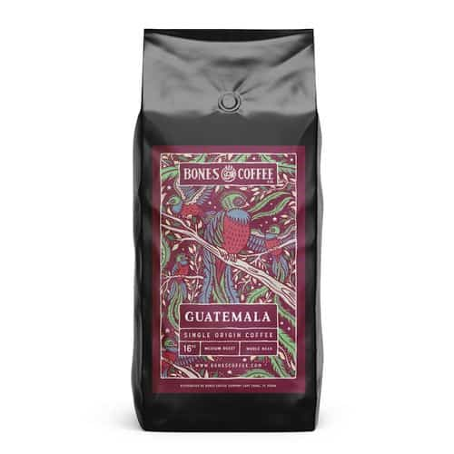 Bones Coffee Guatemala Single Origin Coffee