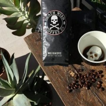 dead wish coffee