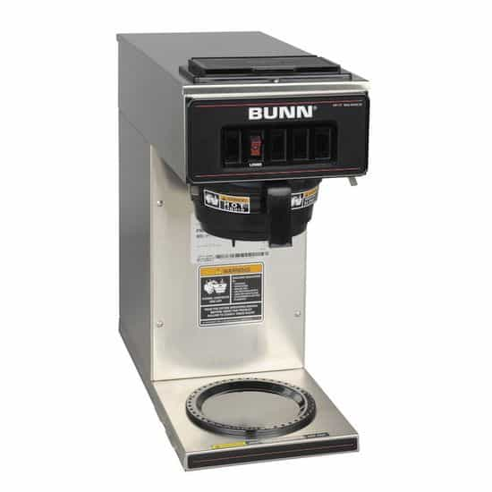 BUNN VP17-1SS Pourover Coffee Brewer