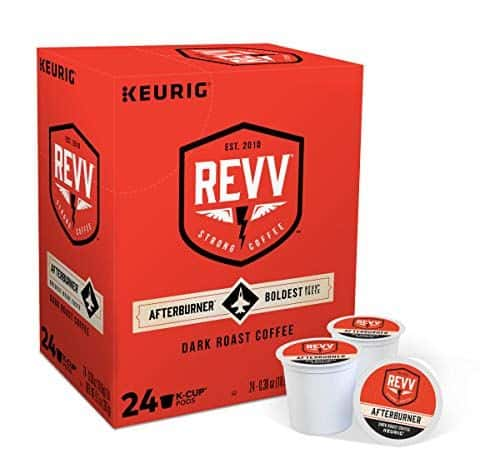 Revv AFTERBURNER Coffee Keurig K-Cup Pods