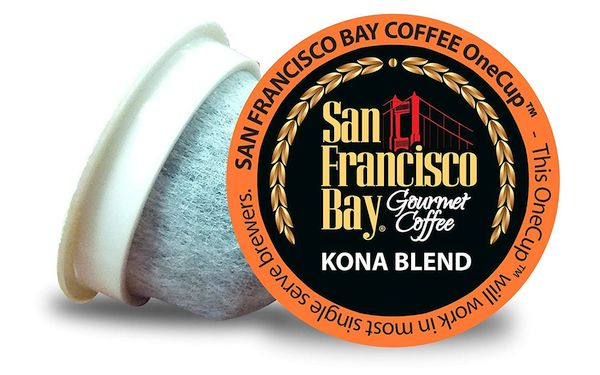 San Francisco Bay OneCup Kona Blend