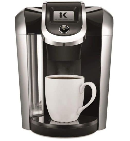 Single Cup And Pot Coffeemaker - Keurig K475 Single Serve K-Cup Pod Coffee Maker