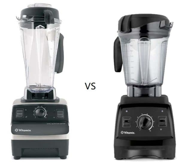 Vitamix 5200 vs 7500