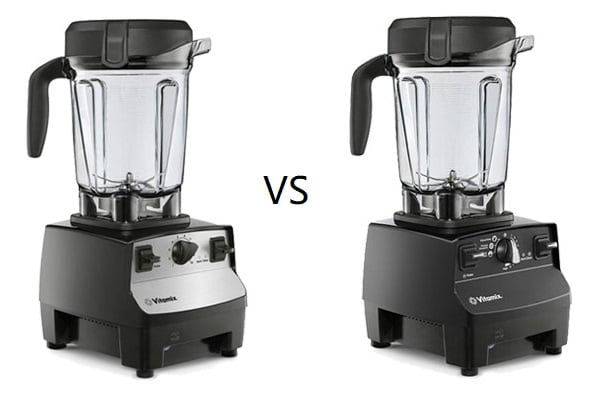 Vitamix 6500 vs 5300
