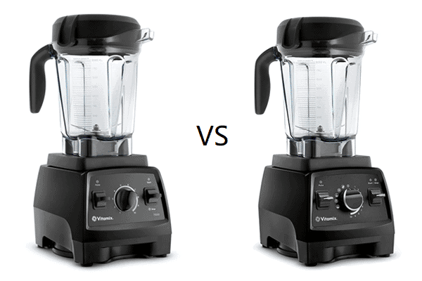 Vitamix 7500 vs 750