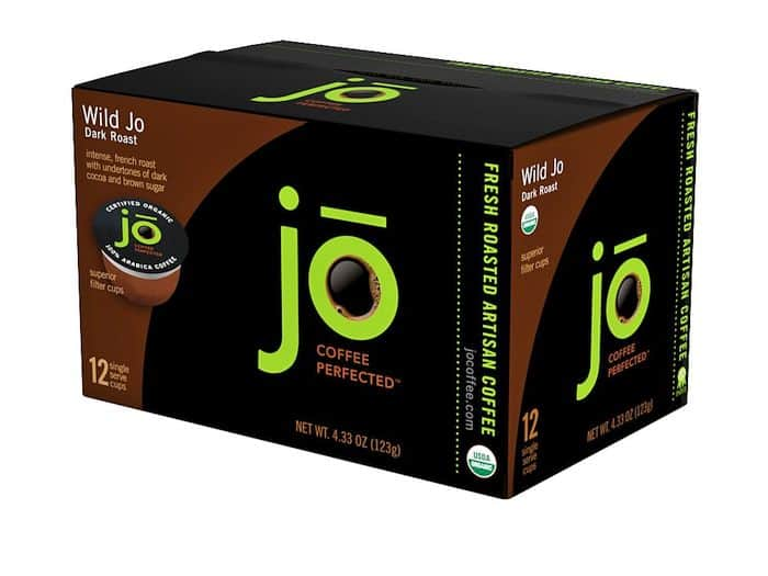 Wild Jo Strong K- Cup Coffee