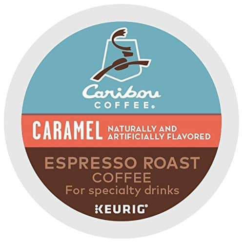 Caribou Coffee Caribou Caramel Single Serve Coffee K-Cup Pod