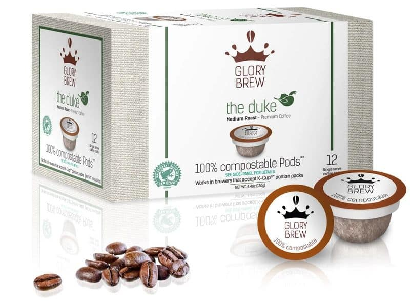 Glorybrew The Duke K Cups