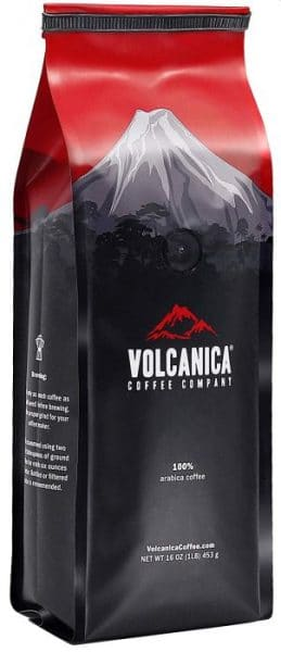 Volcanica Coffee Costa Rica Coffee Beans