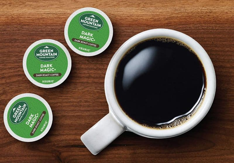 Green Mountain Coffee Roasters Dark Magic Keurig Single-Serve K-Cup Pods