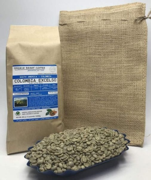 South American - Colombia Excelso