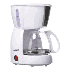 Brentwood RA39141 4-Cup Coffee Maker