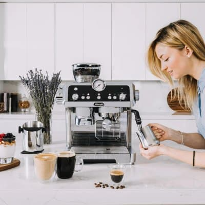 DeLonghi La Specialista User Friendliness