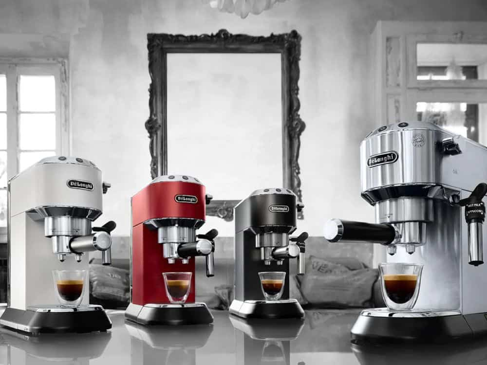 Delonghi Dedica Design