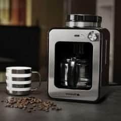 Viante CAF 50 Grind and Brew Coffee Maker with built-in Coffee Grinder