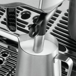 Breville BES980XL Frothing