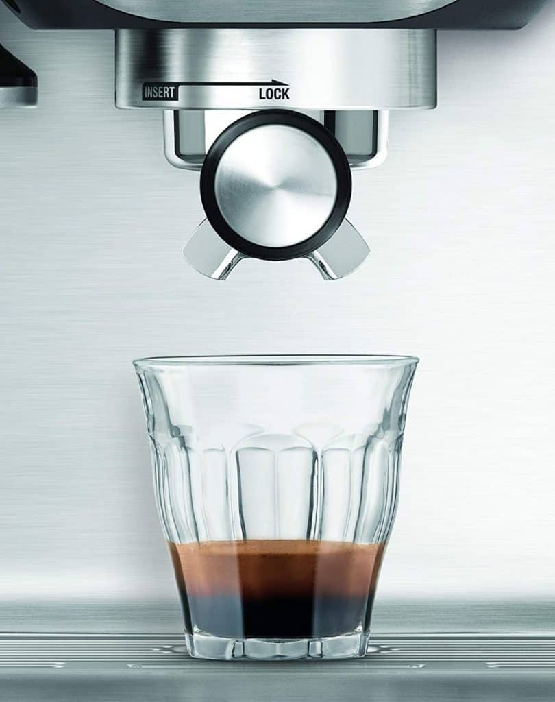 Breville BES810BSSUSC Duo Temp Frothing