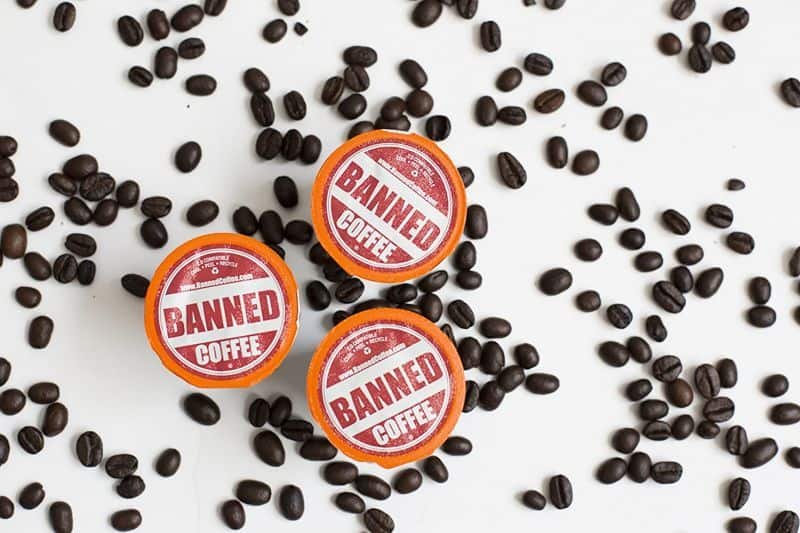 Banned Coffee World's Strongest Coffee