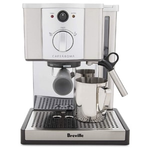 Breville Cafe Roma User Friendliness